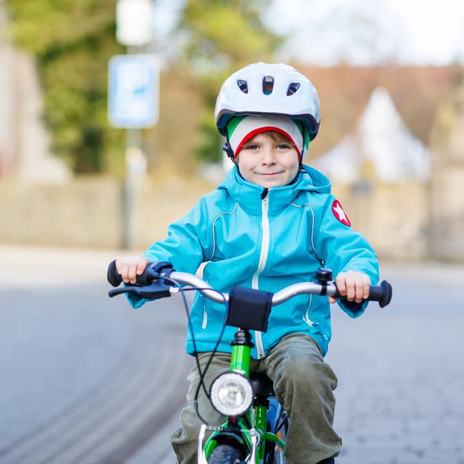Oregon's Bicycle Helmet Law