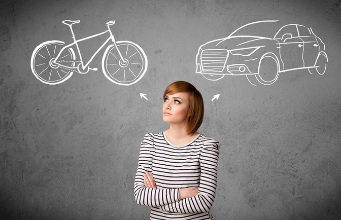 Does an Oregon Bicyclist Have to Obey the Same Laws as a Motor Vehicle Driver?