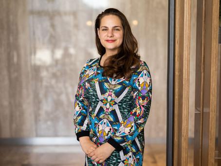 Hana Skljarszka - Sebavedomie vyplýva z expertízy a profesionality