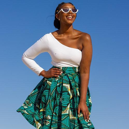 Lungu Midi Skirt