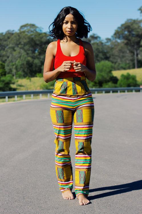 Makasa Pants