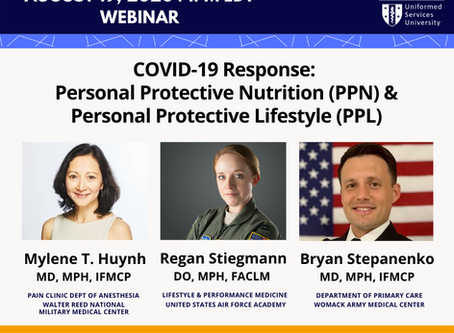 Personal Protective Nutrition (PPN) & Personal Protective Lifestyle (PPL) Seminar
