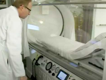 CORONAVIRUS: New Orleans doctors hope hyperbaric chambers could save COVID-19 patients