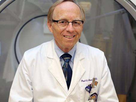 Greatest improvement ever seen for HBOT Alzheimer's patient