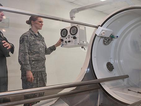 HBOT now allowed for U.S. Veterans