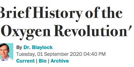 Brief History of the Oxygen Revolution