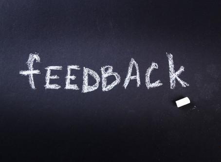 Você sabe fazer feedback?