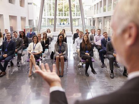 Devo investir em palestras para promover a motivação e engajamento das equipes?