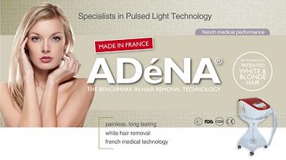 Adena Laser SPL Hair Removal and Photorejuvenation