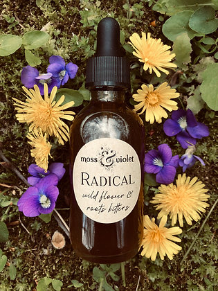 Radical | Root and Wild Flower Bitters