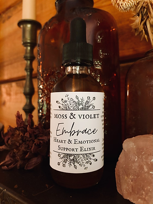 Embrace   Heart & Emotional Support Elixir