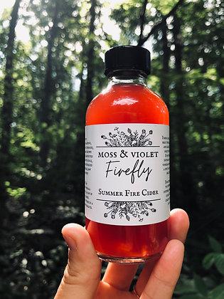 Firefly | Summer Fire Cider