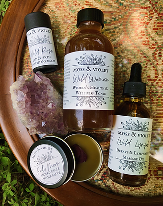 The Wild Woman | Health & Wellness Support Box