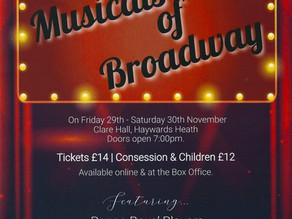 Musicals of Broadway
