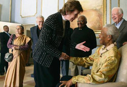 Nelson Mandela shakes hands with Mary Robinson.jpg