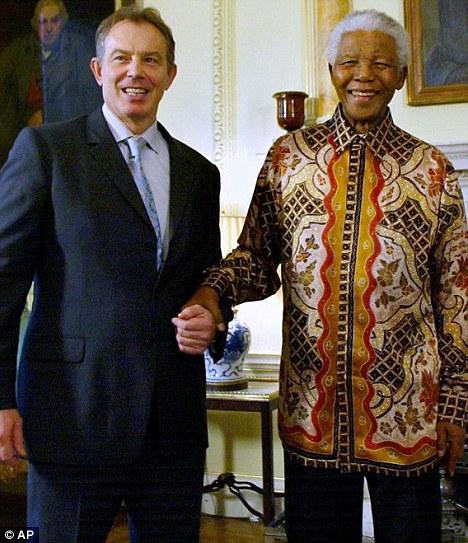 Tony Blair - 2007