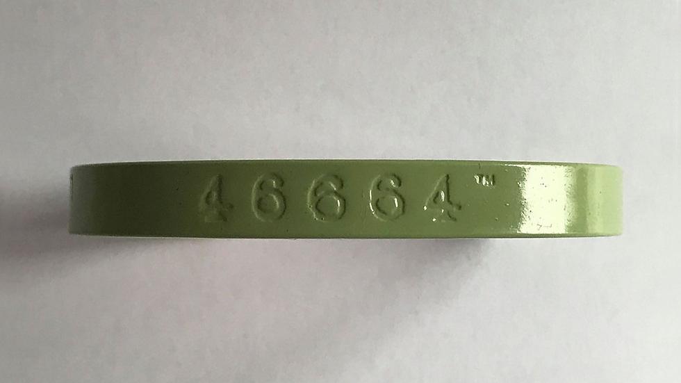 46664 Green MyCopper Mandela Bangle