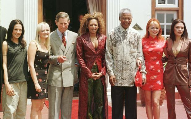 Prince of Wales og Spice Girl