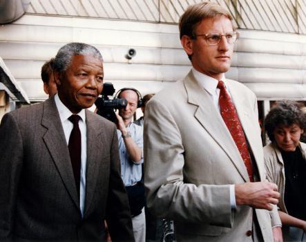 Swedish Prime Minister Carl Bildt  1992