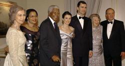 King Juan Carlos of Bourbon og