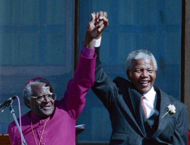 Bishop Desmond Tutu - 1994