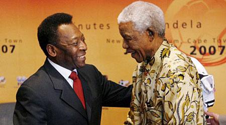 Pelé - 2007
