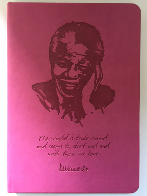 Nelson Mandela Notebook