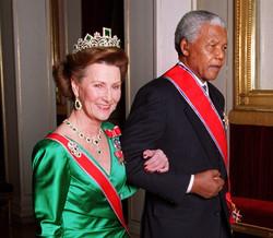 Den norske Dronning Sonja