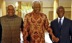 Jacob Zuma og Thabo Mbeki