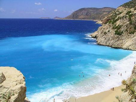 Где в Турции песчаные пляжи.