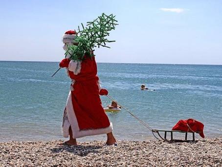 Встречаем Новый год в Турции!