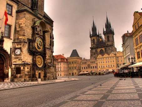 Весна и Прага - идеальное сочетание!