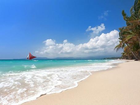 На остров Боракай туристов будут пускать по ваучерам отелей