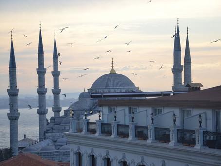 Рекомендуемые отели в самом сердце исторического Стамбула