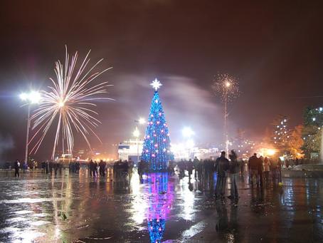 На Новогодние каникулы в КРЫМ!