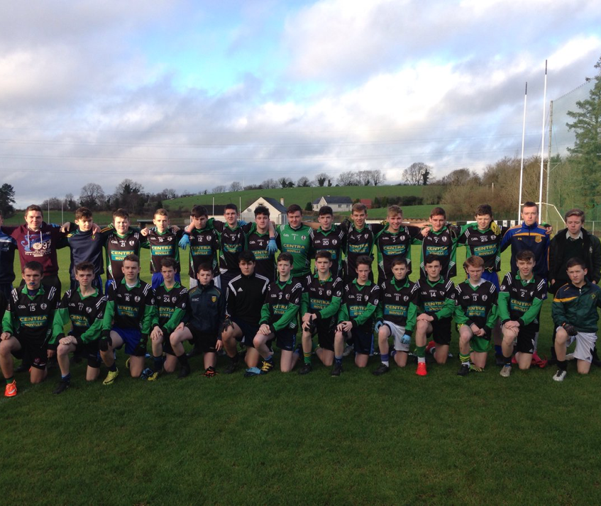 Under 16 Ulster Champions