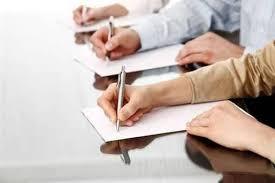 November Examination Timetables