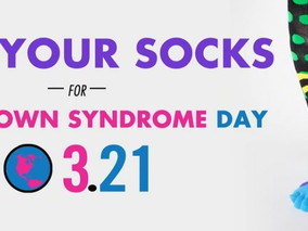 Rock Your Socks for World Down Syndrome Day @ Moville CC