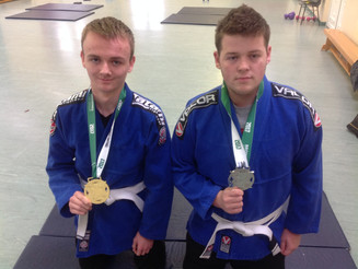 Congratulations to Max and Rhys on Jiu Jitsu medals