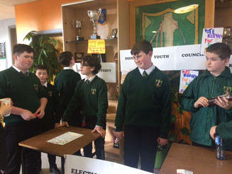 Elections for the Donegal Youth Council