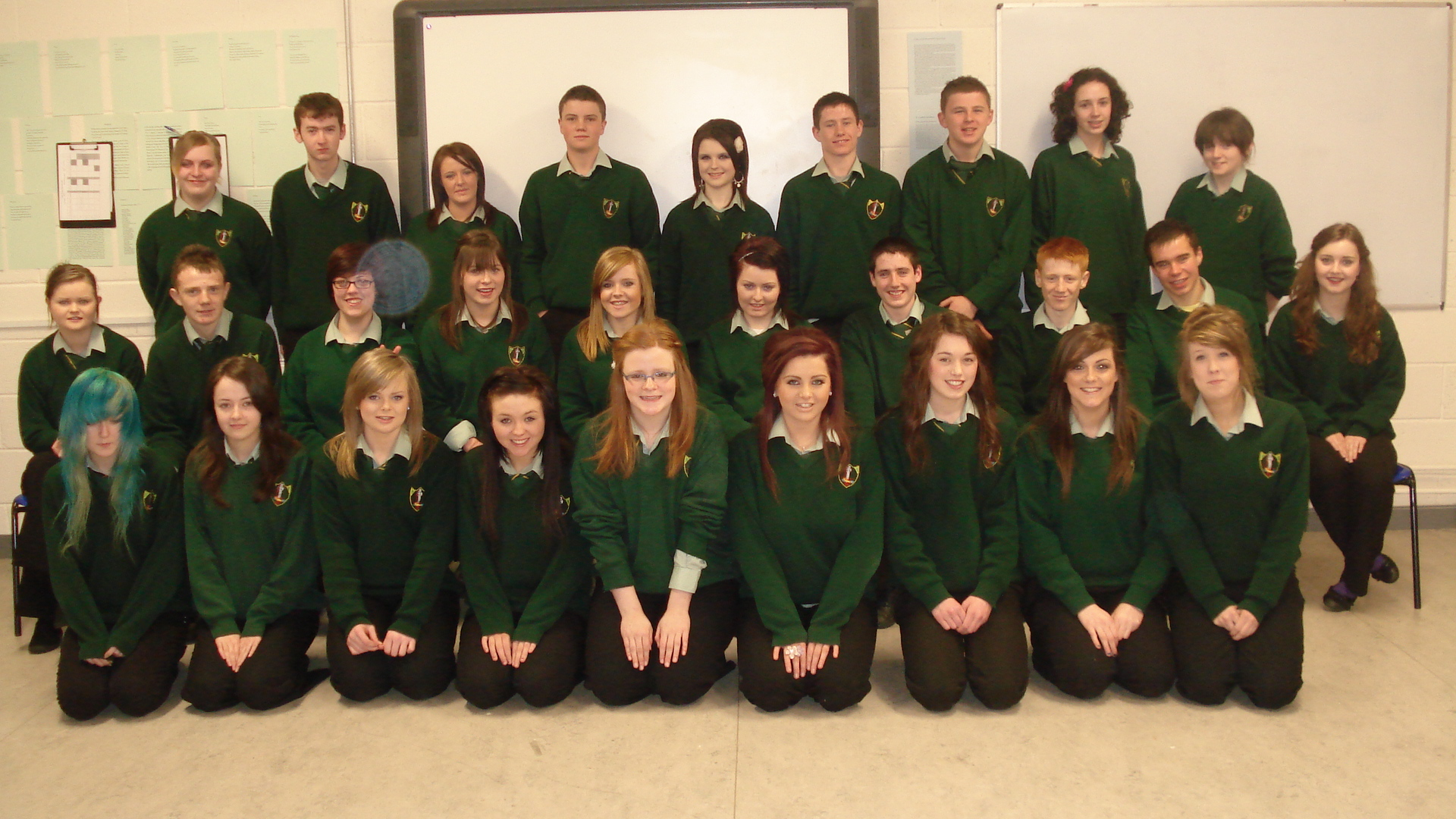 Class Donaghy