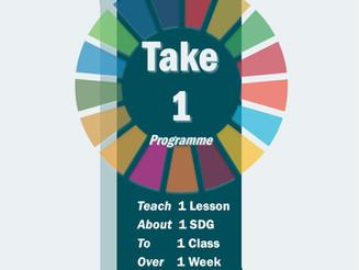 Moville CC Global Goals