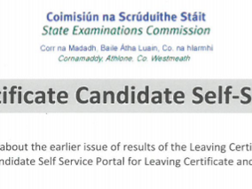 Online Results Service for SEC
