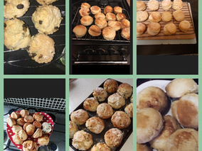 First Year Home Economics Delicious Scones