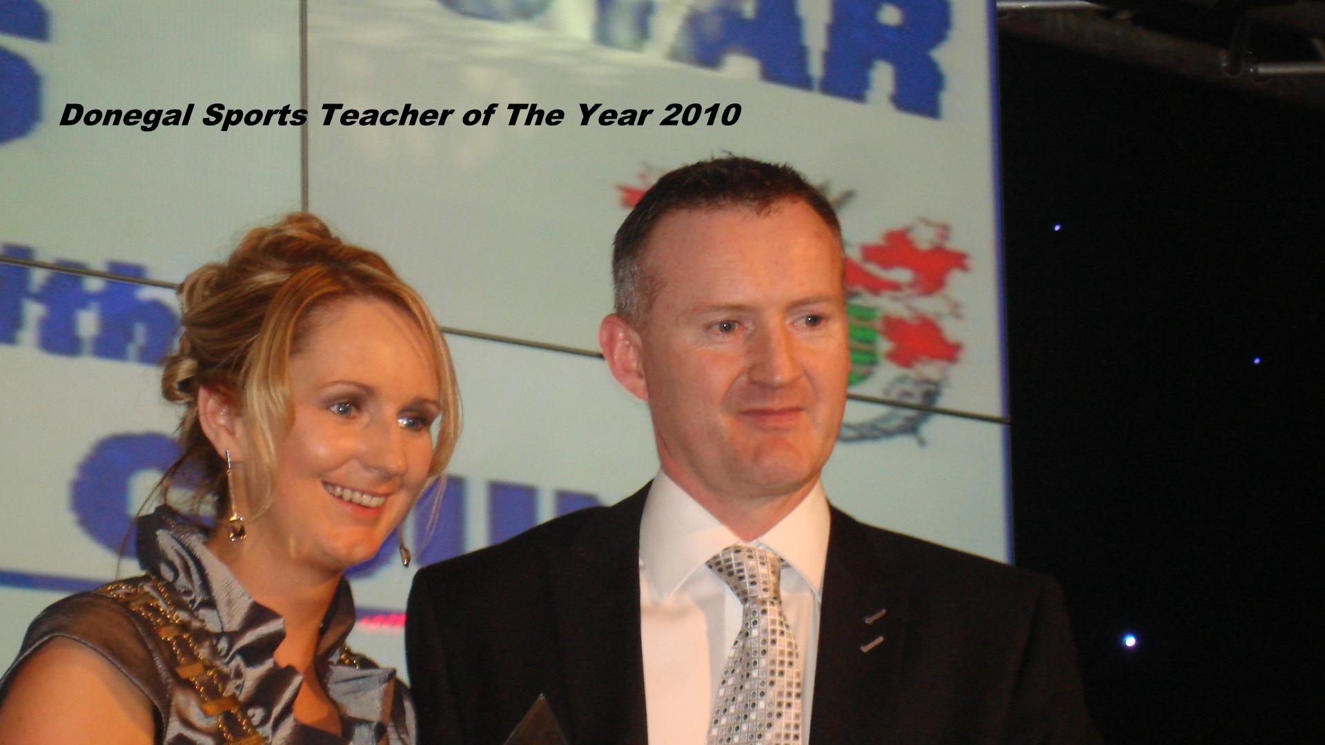 Sports Teacher 2010