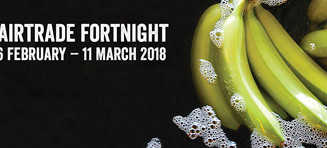 Fairtrade Fortnight at Moville Community College