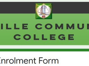 Incoming first year Enrolment 2021/22