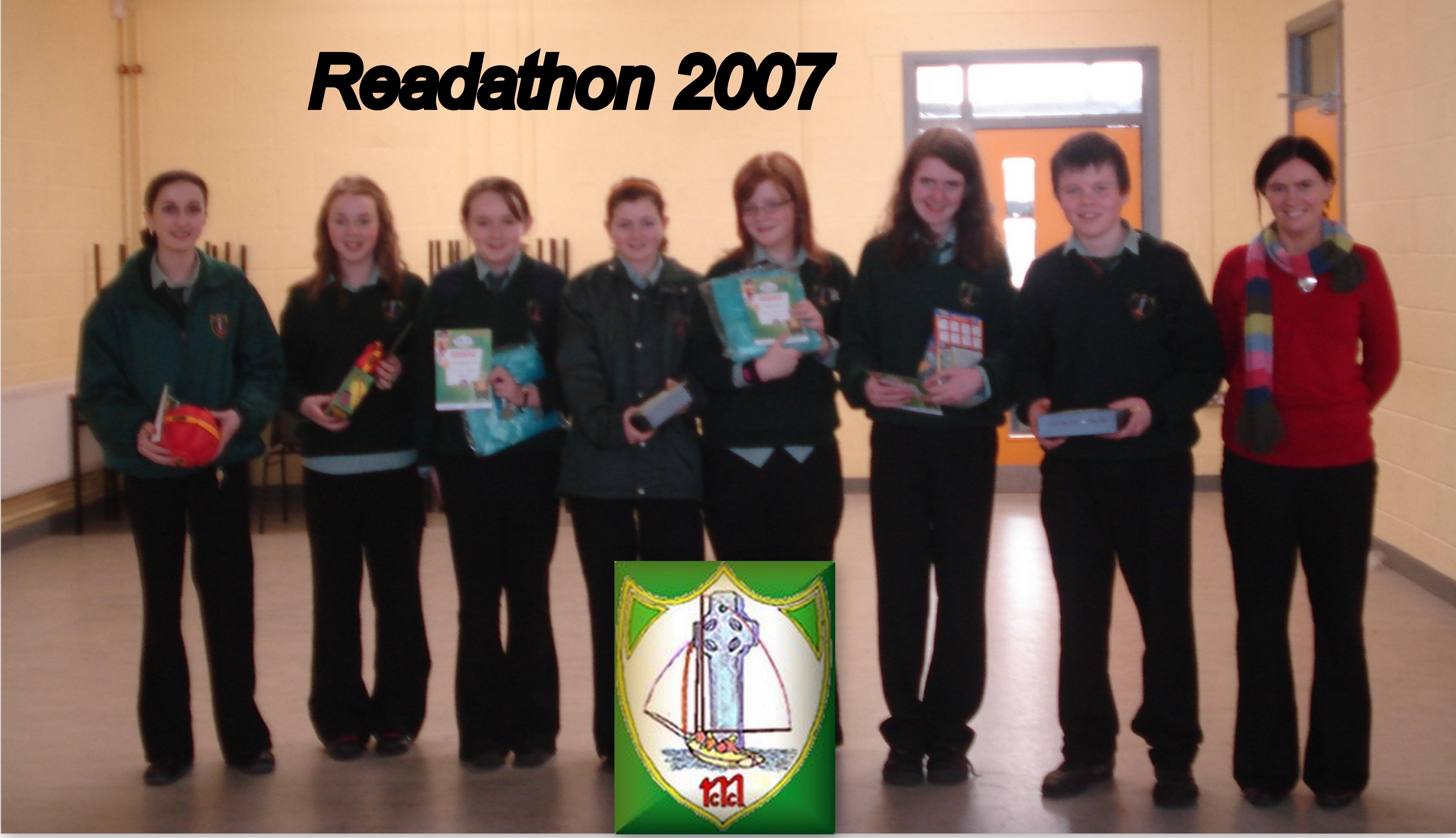 2007 Readathon