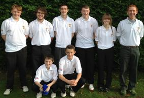 MCC School Golf Team 2013
