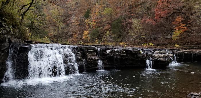 Richland Creek Wilderness, Arkansas